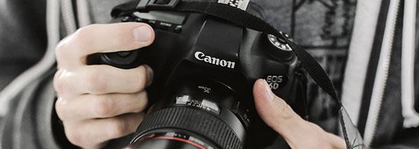 Tuotteiden valokuvaus - kameran asetukset