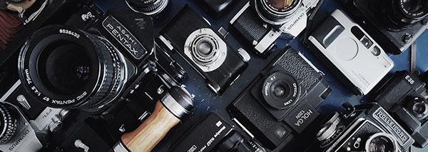 Tuotteiden valokuvaus - kameran valinta
